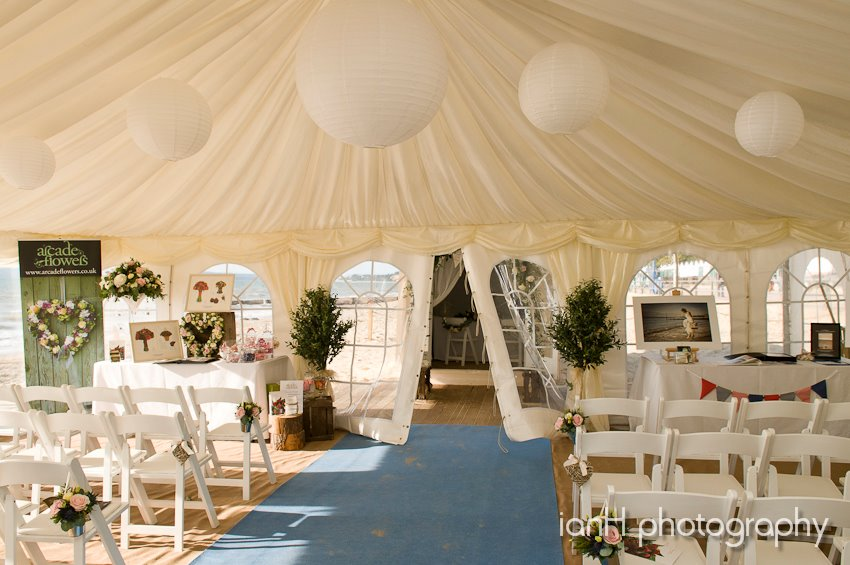 The Official Launch Of Beach Weddings Bournemouth Beach Weddings