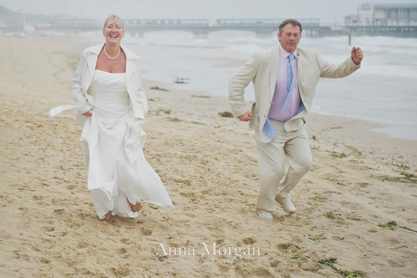 Beach Vow Renewal Ceremony: A Very Special Vow Renewal Ceremony