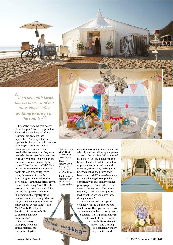 Dorset Magazine page 3