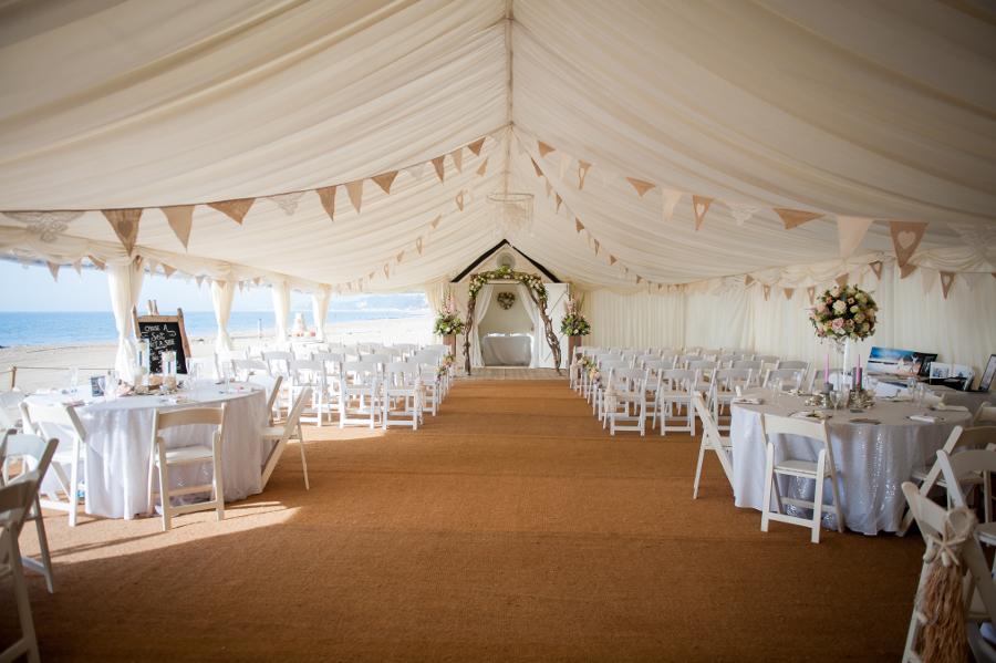 Beach Weddings Bournemouth Autumn Open Day